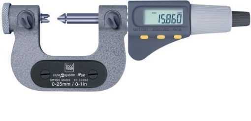 Brown and Sharpe Electronic Thread Micrometer