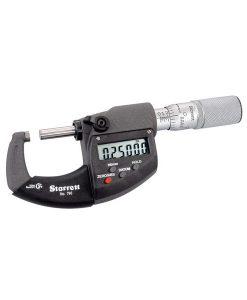 Starrett 796XRL Electronic Micrometer