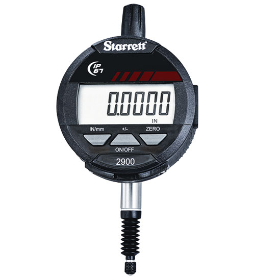 Electronic Drop Indicators : Starrett series ip electronic indicators willrich