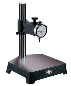 Starrett 653J Dial Comparator with Cast Iron Base