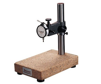 Starrett 653G Dial Comparator Stand With Granite Base