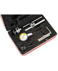 Starrett 708BCZ Dial Test Indicator with Attachments