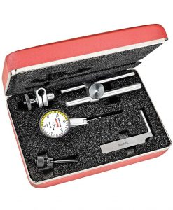 Starrett 709ACZ Dial Test Indicator with Attachments