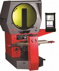 Starrett HD400 Horizontal Comparator, brightest image in the industry, 16 x 6 travel and Dual Lens Turrett PRIMARY