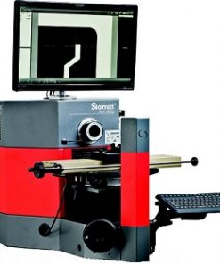 starrett hdv300 video comparator