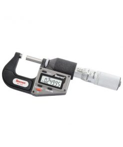 Starrett 3732XFL Inch/Metric Electronic Micrometer