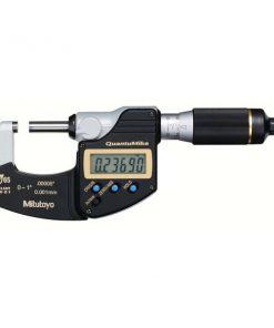 Mitutoyo QuantuMike Micrometer