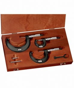 Starrett ST436.1AXRLZ Outside Micrometer Set