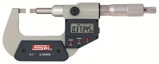 SPI Electronic Blade Micrometer