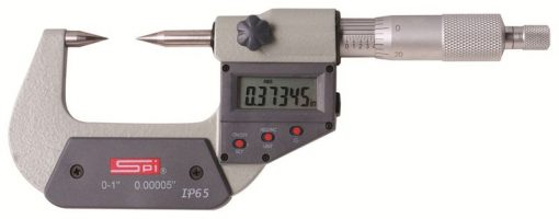 SPI Electronic Point Micrometer