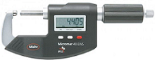 Mahr 40 EWS 0-1 inch Digital Micrometer IP52 with Sliding Spindle