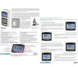 Mark-10 Force Torque Indicator Model 7i literature