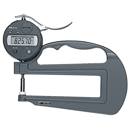Mitutoyo 547_520 Digital Pocket Thickness Gage