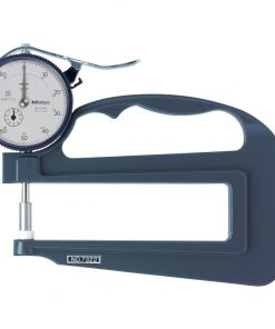 Mitutoyo 7322S Deep Throat Dial Thickness Gage