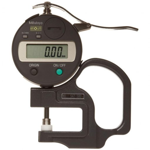 Mitutoyo Digital Portable Thickness Gage