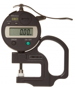 Mitutoyo 547 Series Digital Portable Thickness Gages