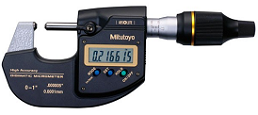Mitutoyo MDH Micrometer High-Accuracy Sub-Micron Digimatic