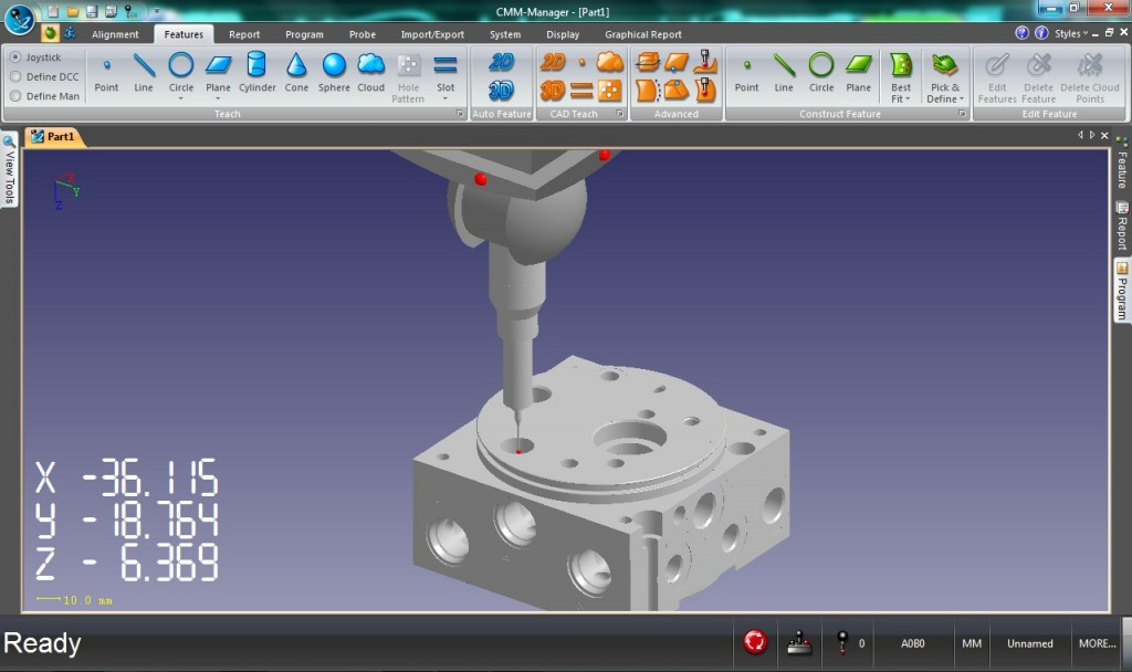 Nikon CMM Manager Software | Willrich Precision Instruments