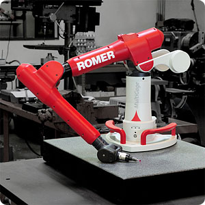 Romer Portable Measuring Arms