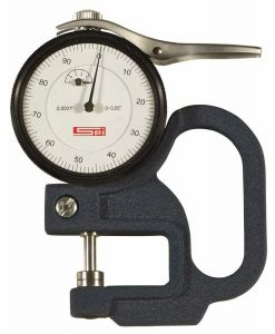 SPI Dial Thickness Gage