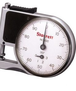 Starrett 1010 Dial Indicator Pocket Thickness Gages
