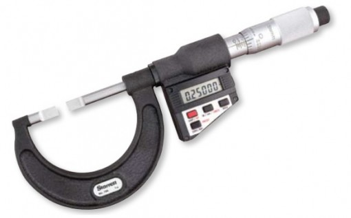 Starrett 786 Electronic Blade Micrometers