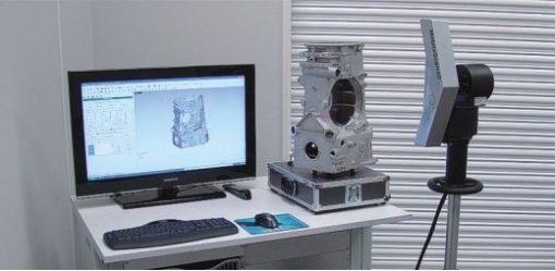 Wenzel Mobile 3D Scan Laser