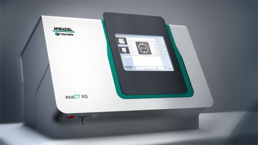 Wenzel exaCT-s CT Workstation CT Scanner designed for small components