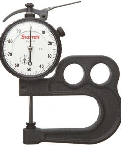 Starrett 1015B Portable Dial Thickness Gage