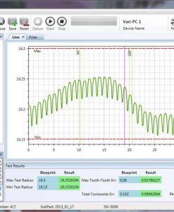 Vari-Roll Gear Software