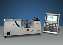 Mahr Federal Linear 100, Simple Bench Top Length Measuring Machine with 4 inch range