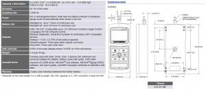Mark-10 M5-2-COF Coefficient of Friction Gauge
