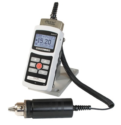 Mark-10 torque measurement