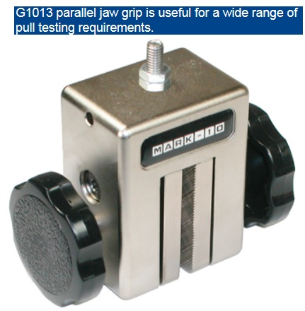 Mark-10 Parallel Jaw Grip
