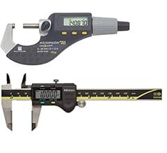 Micrometers & Calipers