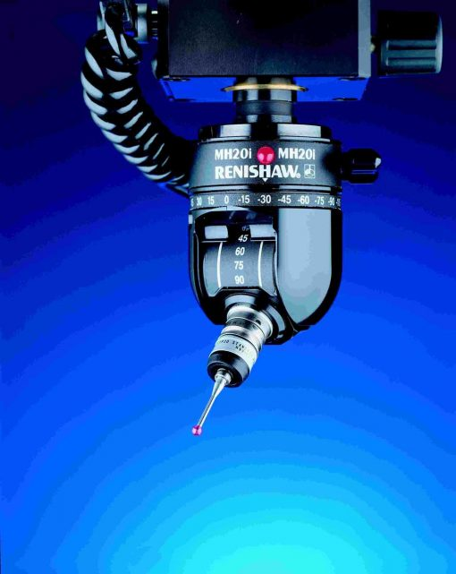 Renishaw MH20i Manual Probe Head