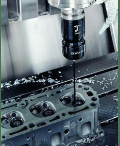 renishaw machine tool probe