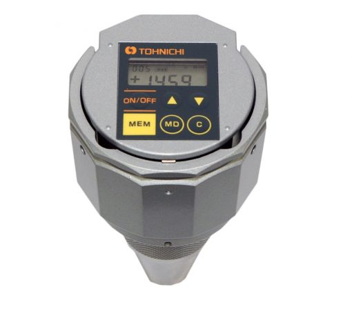 Tohnichi BTGE Digital Torque Gauge with flip-up Display