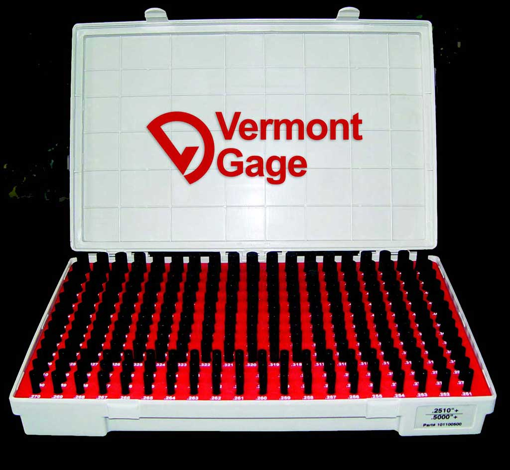 Meyer Gage Pin Gage Class X MG-25 Sets | Willrich ... |Pin Gage Style
