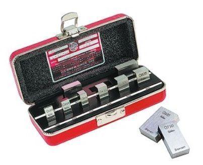Starrett Webber Micrometer Checking Set