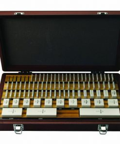 mitutoyo square gage block set
