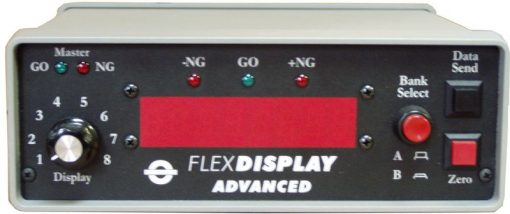 FlexDisplay Gage Interface & Remote Display FD-1ADV