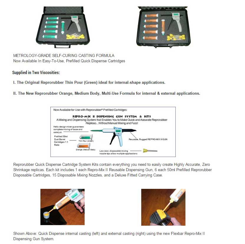 Flexbar Quick Dispense Kit Putty