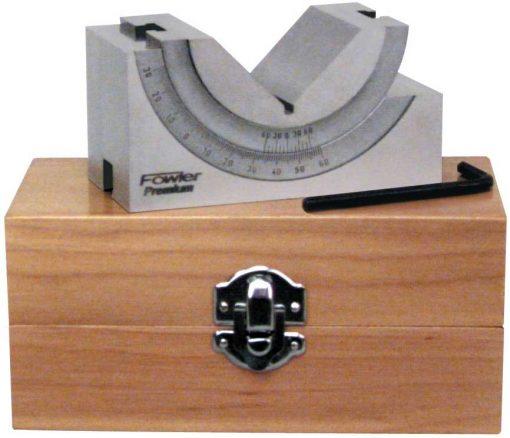 Fowler Adjustable V Block
