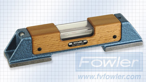 Fowler-Wyler Horizontal Spirit Level