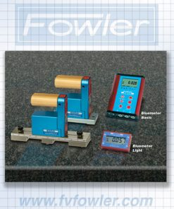Fowler Wyler Surface Plate Kit