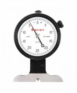Starrett 643JZ Dial Depth Gage