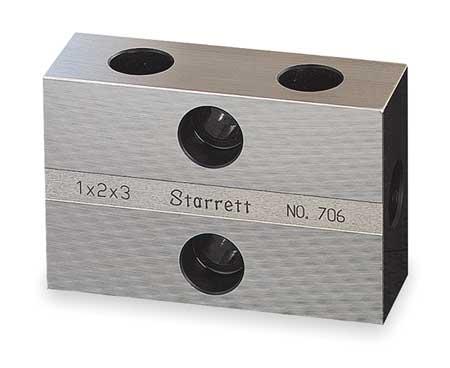Starrett 1_2_3 Blocks