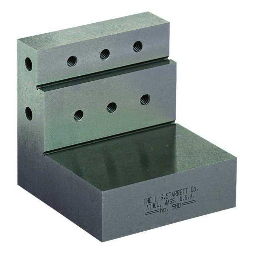 Starrett No. 580 Precision Angle Plate