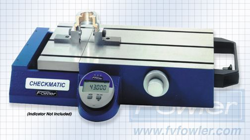 Fowler Checkmatic Comparator without Electronic Indicator